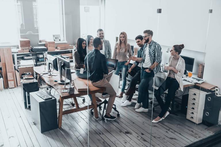 Empresas buscam profissional com foco em inovação empreendedora