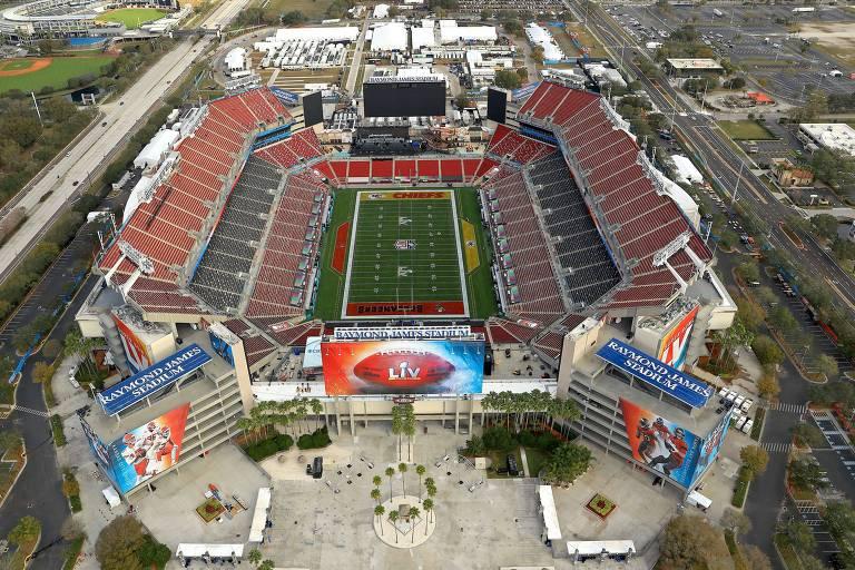 Super Bowl terá time em casa pela 1ª vez, convidados vacinados e The Weeknd