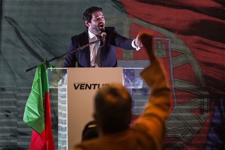 Após bom resultado na eleição, direita populista tenta ganhar capilaridade para se fortalecer em Portugal