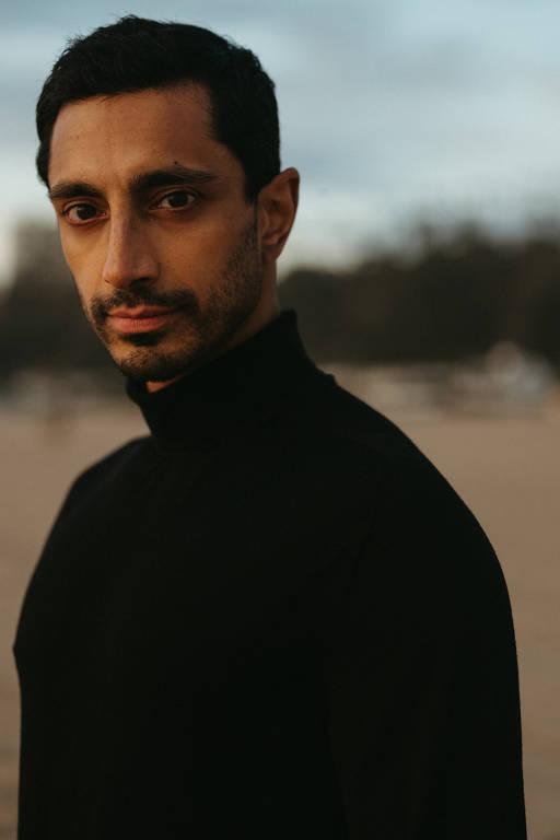 Imagens do ator Riz Ahmed
