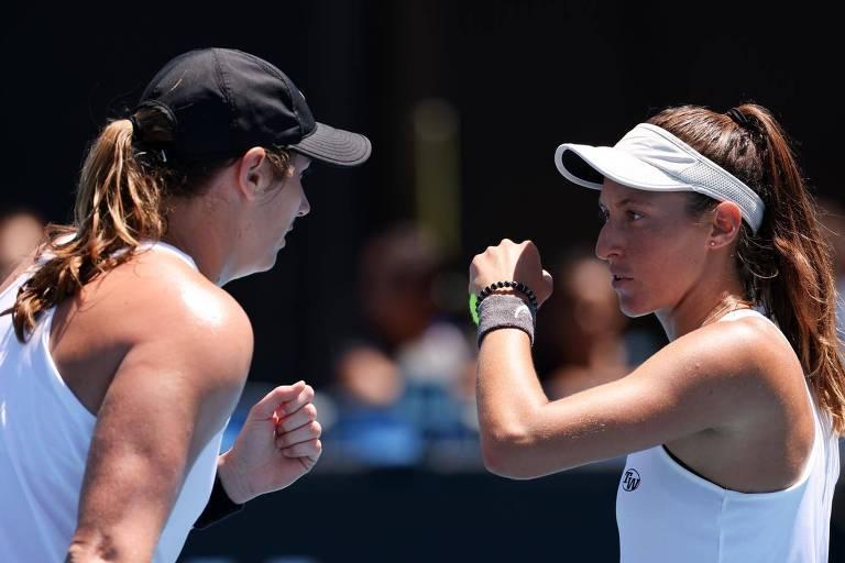 Luisa Stefani mira vaga olímpica e novos saltos na elite do tênis