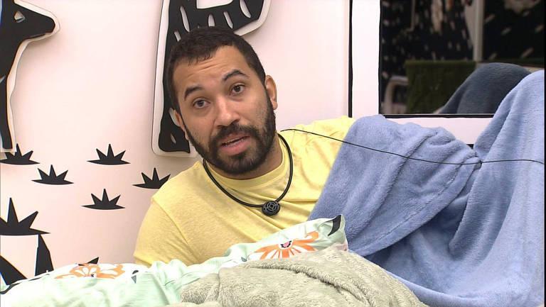 Gilberto, participante do BBB21