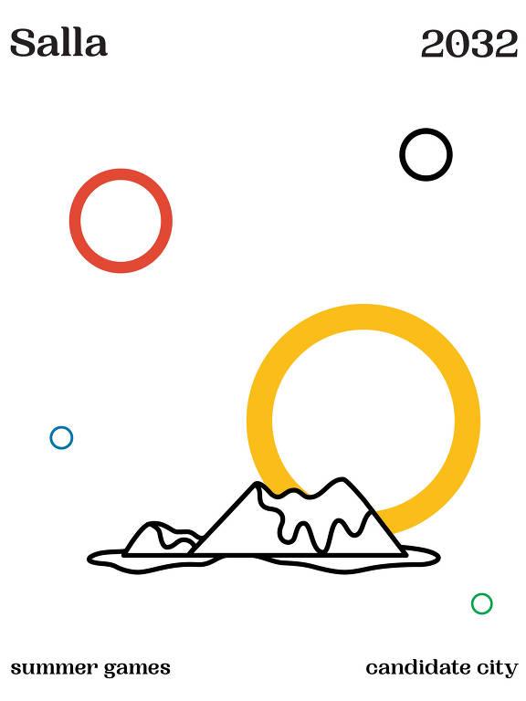 Salla, na Finlândia, lança 'candidatura' olímpica para denunciar aquecimento global