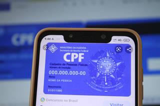 SAO PAULO, SP, 27/01/2021: SERASA / VAZAMENTO DE DADOS DE CPF E CNPJ