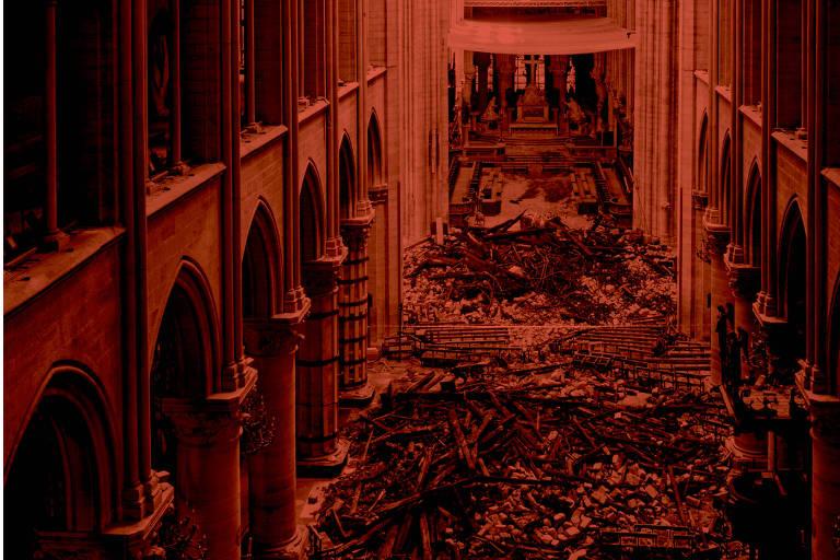 Como o incêndio em Notre-Dame obrigou a França a se confrontar com sua história