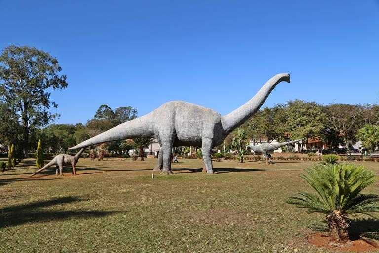 Os achados que fazem de Peirópolis (MG) um dos centros da paleontologia brasileira