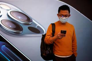 FILE PHOTO: The outbreak of the coronavirus disease (COVID-19) in Shanghai