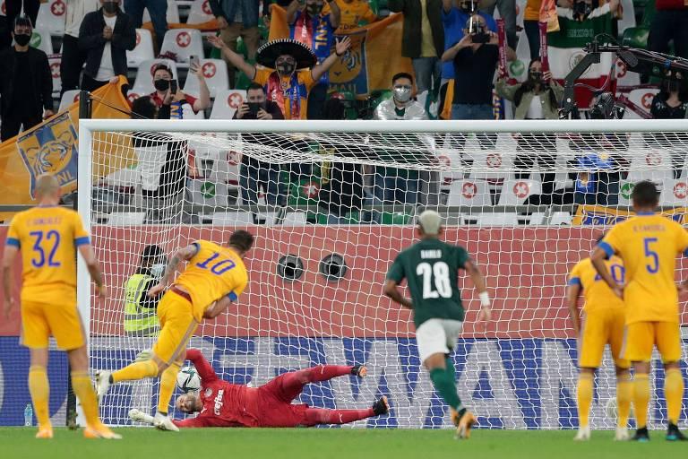 Palmeiras x Tigres na semifinal do Mundial de Clubes