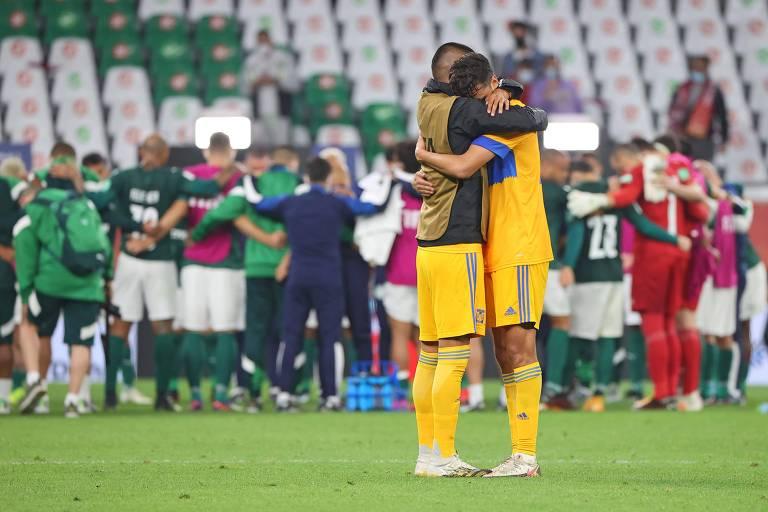 Palmeiras perde para o Tigres na semifinal do Mundial de Clubes