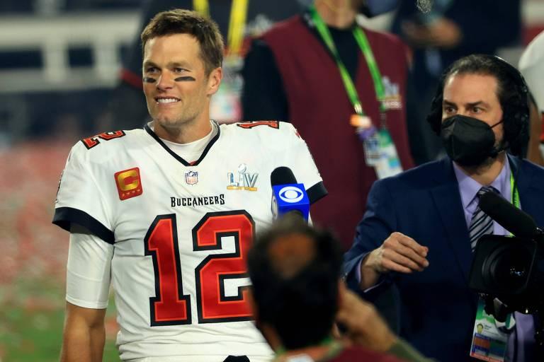 Por que Tom Brady é menos amado do que outros ícones do esporte nos EUA