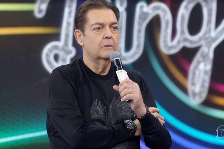 Fausto Silva, apresentador