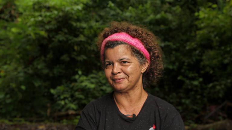 Angela Mendes faz parte da rede Ashoka
