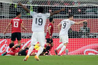 Club World Cup - Semi Final - Al Ahly v Bayern Munich
