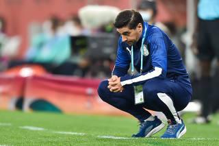 (SP)QATAR-DOHA-FIFA CLUB WORLD CUP-TIGERS UANL VS SE PALMEIRAS