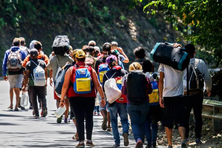 Existe uma governança migratória sul-americana?