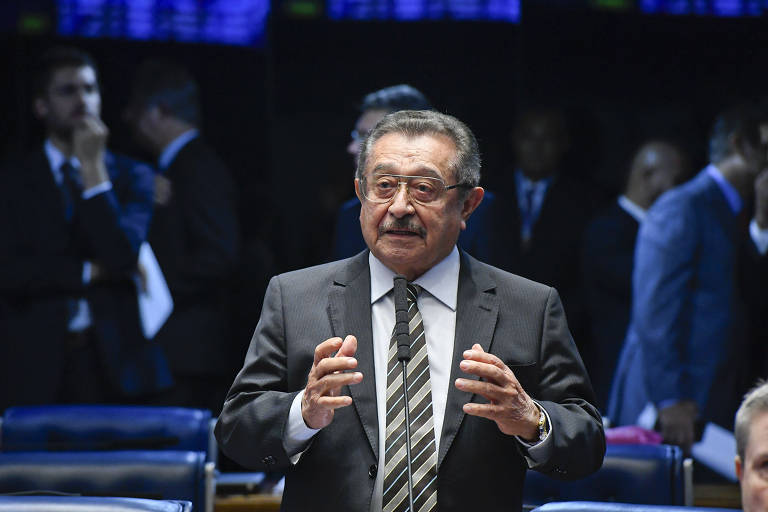 O senador José Maranhão (MDB-PB)