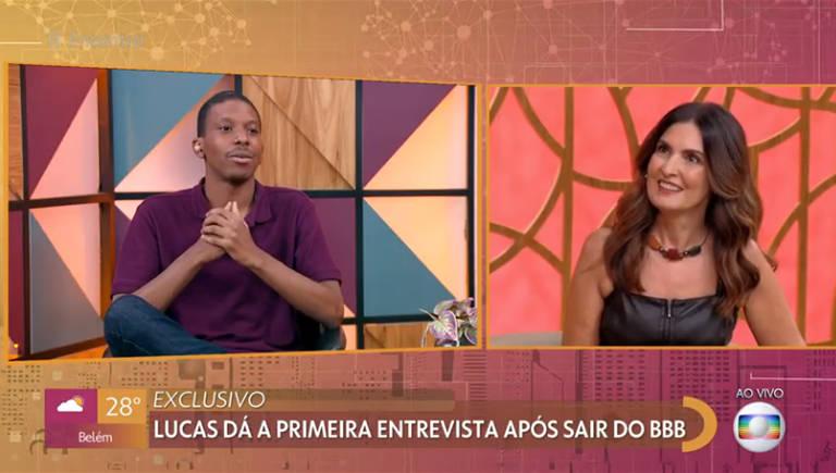 Lucas Penteado, do 'BBB21', diz que Nego Di é oportunista, revela torcida por Juliette, mas evita falar de Projota e Karol Conká