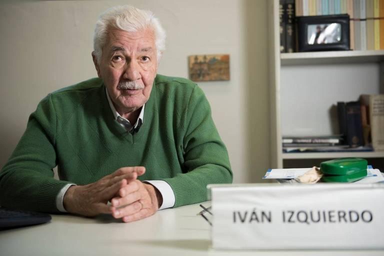 O neurocientista Iván Izquierdo, morto nesta terça-feira (9) aos 83 anos em Porto Alegre