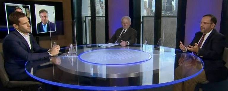 Manhattan Connection na TV Cultura
