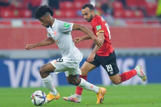 (SP)QATAR-DOHA-FIFA CLUB WORLD CUP-BAYERN MUNICH VS AL AHLY
