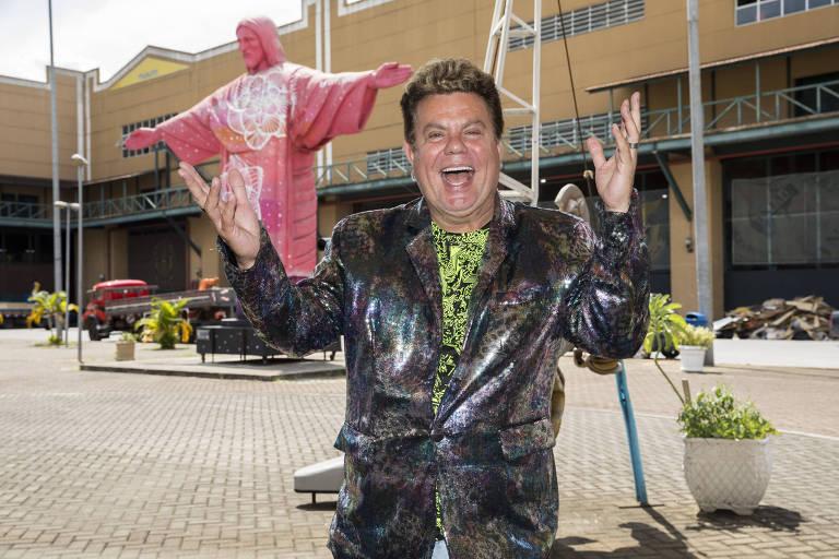 Milton Cunha no Carnaval