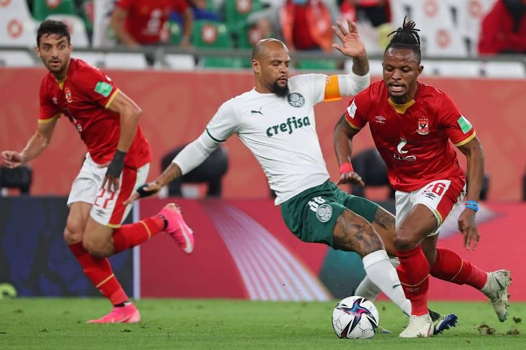 Palmeiras x Al Ahly no Mundial de Clubes