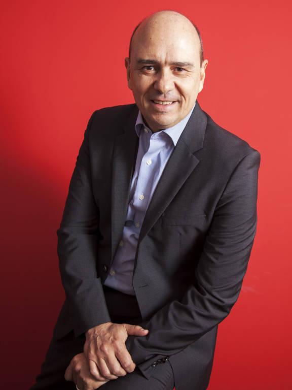 Gilson Magalhães, presidente da Red Hat Brasil
