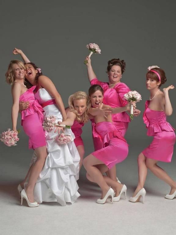 Imagens do filme Missão Madrinha de Casamento