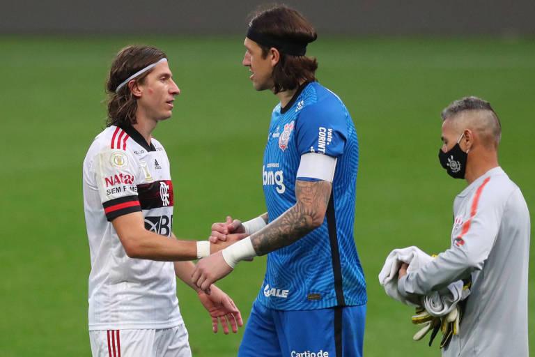Do topo à queda, Fla x Corinthians e Vasco x Inter ditam rumos do Brasileiro