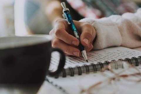 Benefícios de manter um diário