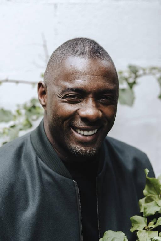 Imagens do ator Idris Elba