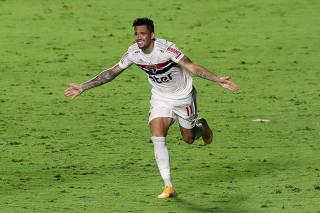 Brasileiro Championship - Sao Paulo v Ceara