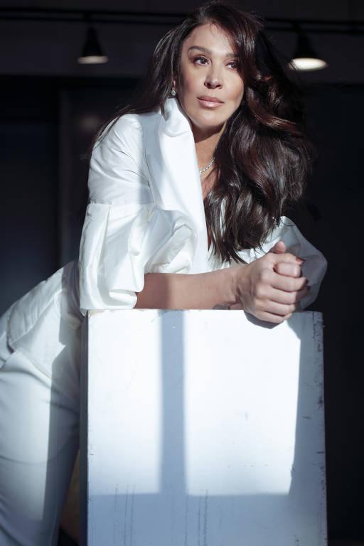 Imagens da atriz Claudia Raia