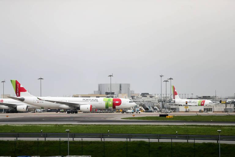 Cancelamento de voos deixa brasileiros sem condições de se manter em Portugal