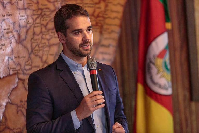 Eduardo Leite busca apoio de FHC contra modelo de Doria para prévias do PSDB
