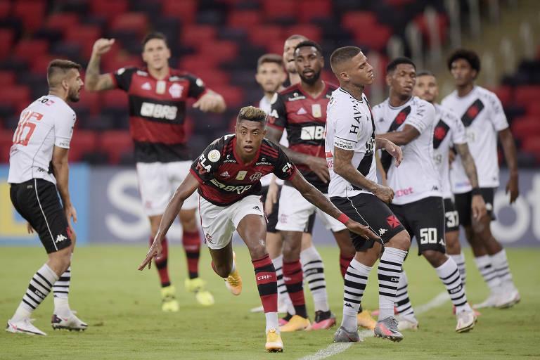 Flamengo pode chegar à liderança pela 1ª vez e rumar para o título do Brasileiro