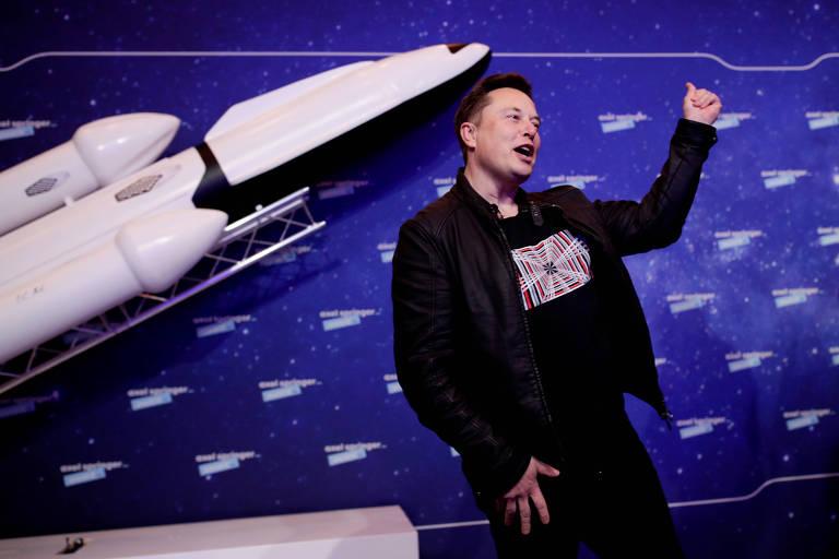 Tuítes de Elon Musk enlouquecem mercado financeiro e são criticados