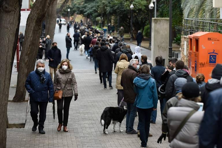 Eleição em meio à pandemia na Catalunha define temperatura do separatismo na Espanha