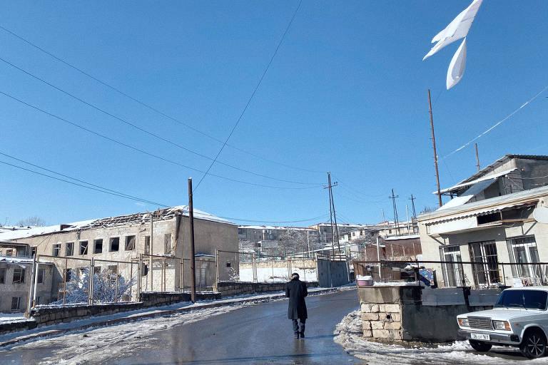 Construindo a paz no Sul do Cáucaso e a realidade da pós-guerra em Nagorno-Karabakh