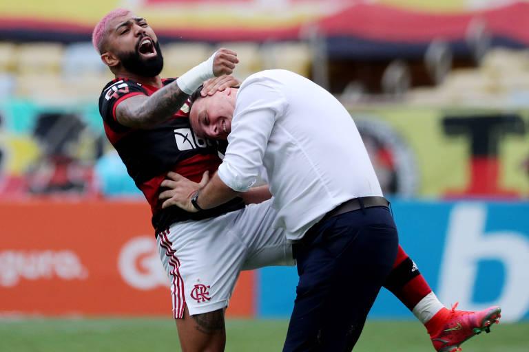 Flamengo não joga bem, mas é favorito na decisão contra o Inter
