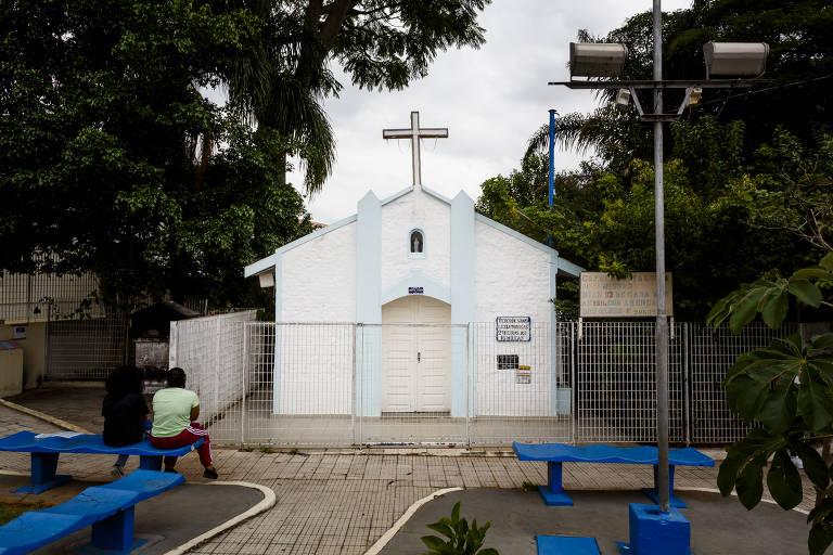Capelas escondidas ajudam a contar a história de São Paulo