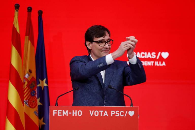 Separatistas obtêm maioria na Catalunha e podem dificultar formação de governo