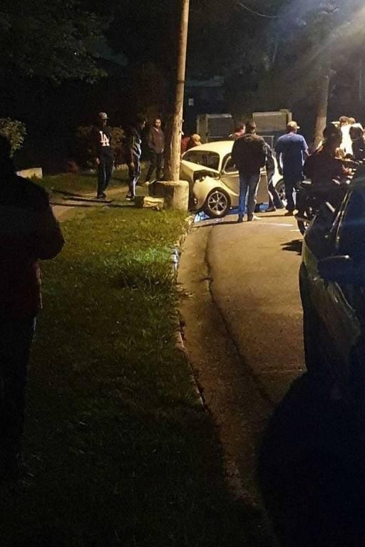 Motoristas tiram racha em avenida da Grande São Paulo
