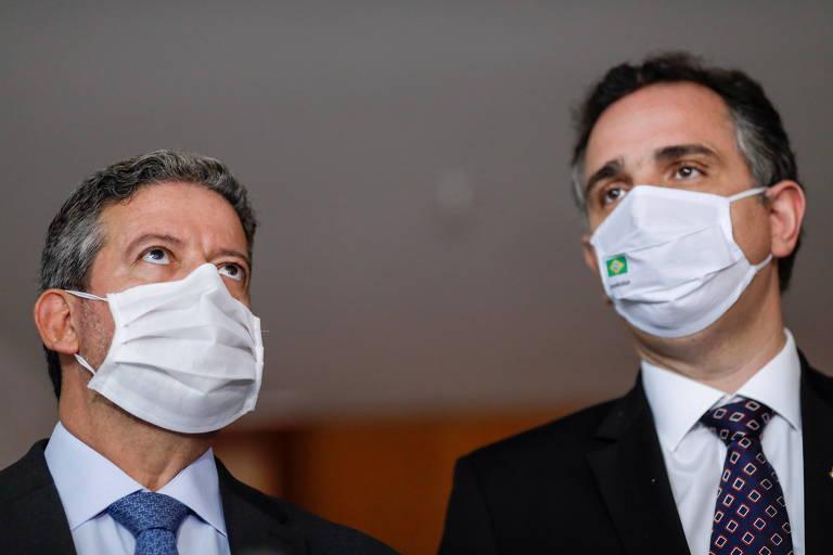 Lira e Pacheco dizem a empresários que reforma administrativa pode ser aprovada em quatro meses no Congresso