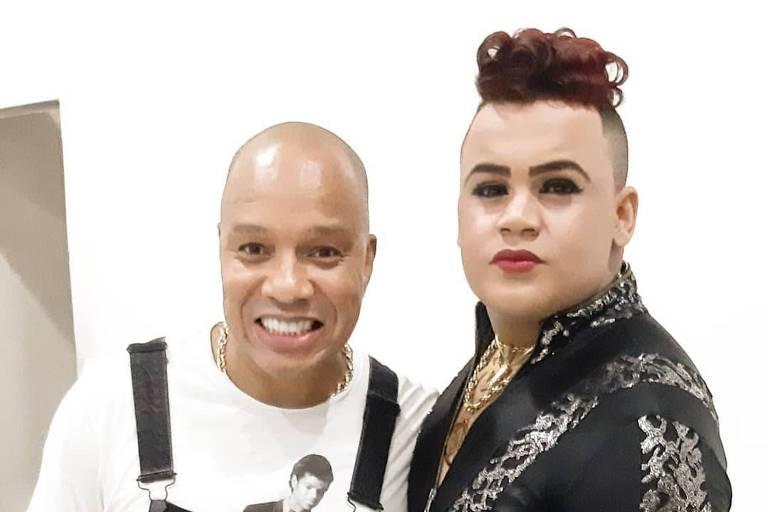 Anderson do Molejo pede desculpas por palavrões em live: 'Calor da emoção'