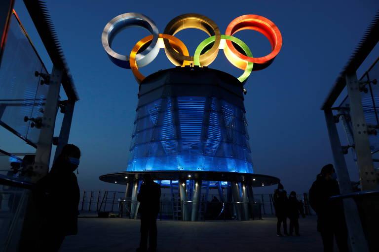 Com Jogos de Tóquio incertos, COI e China promovem Pequim-2022