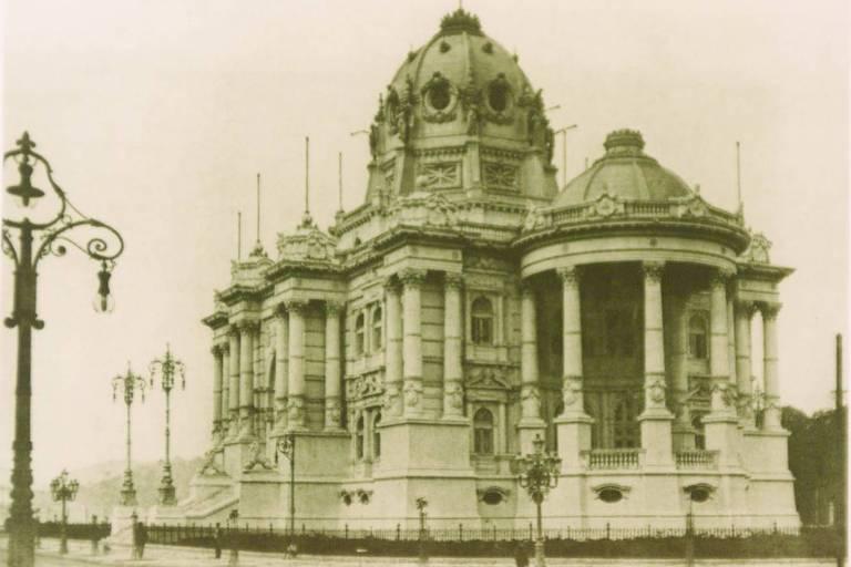 A política brasileira em 1921