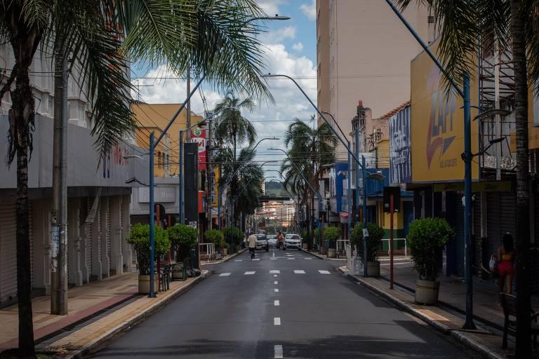 Araraquara Implanta Lockdown Total Por 60 Horas 20 02 2021 Sao Paulo Agora