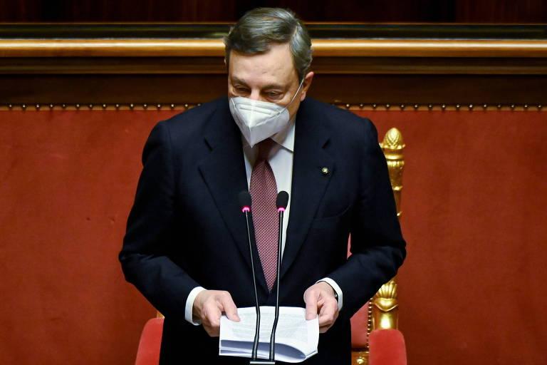 Em 1º discurso, novo premiê da Itália promete reformas e oportunidades para jovens e mulheres