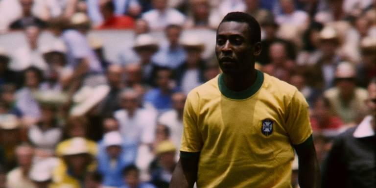 Lance de Pelé na Copa do Mundo de 1970, presente no documentário sobre sua trajetória entre o primeiro título mundial, em 1958, e o tricampeonato no México, 12 anos depois. A produção estreia na Netflix no próximo dia 23 de fevereiro